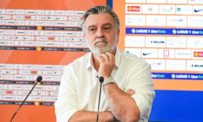 Mercato OM : Laborde, Delort ? Laurent Nicollin préfère en rire