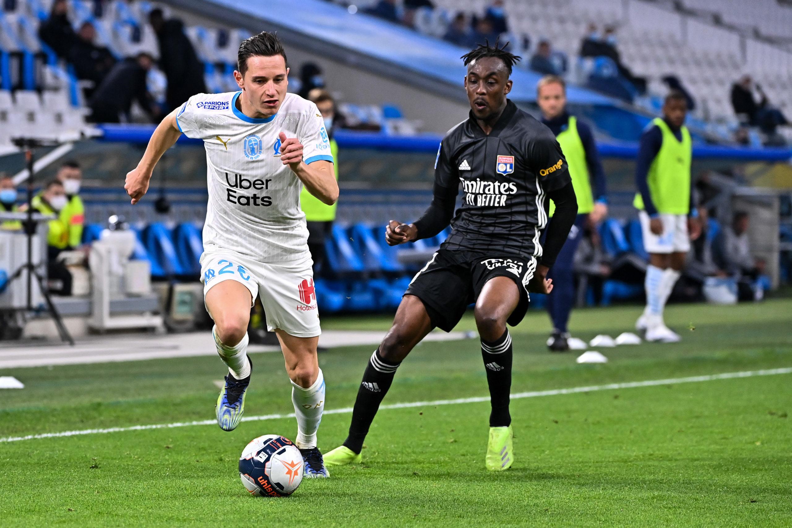 Marseille/Lyon (1-1) - Thauvin retient un point positif de ce nul