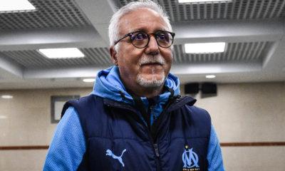 OM - Nasser Larguet donne ses consignes pour former des