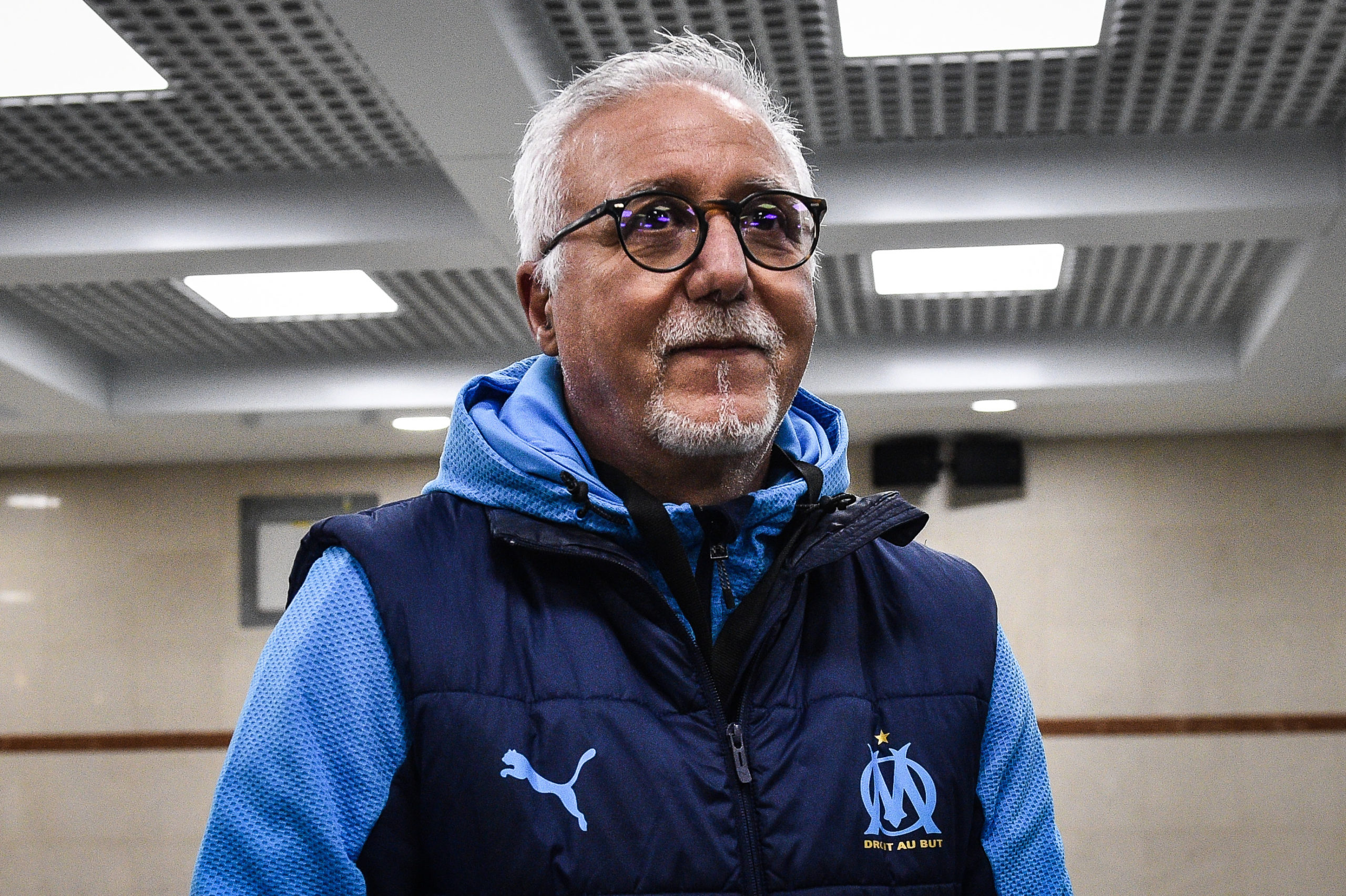 OM - Pierre Ménès aimerait voir Nasser Larguet jusqu'à la fin de saison