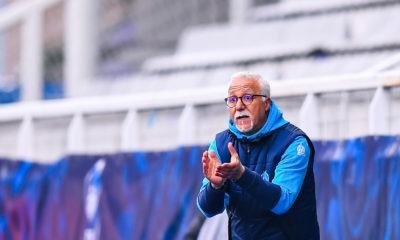 OM - Nasser Larguet coach jusqu'en juin ? Il lance l'idée