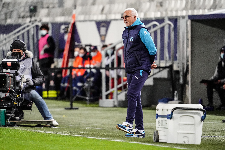 OM - Nasser Larguet revient sur son intérim de l'équipe première