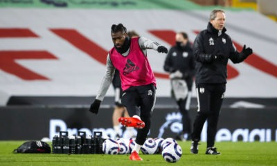 "Ex-OM - Zambo Anguissa : ""Marseille, c'est ma maison"""