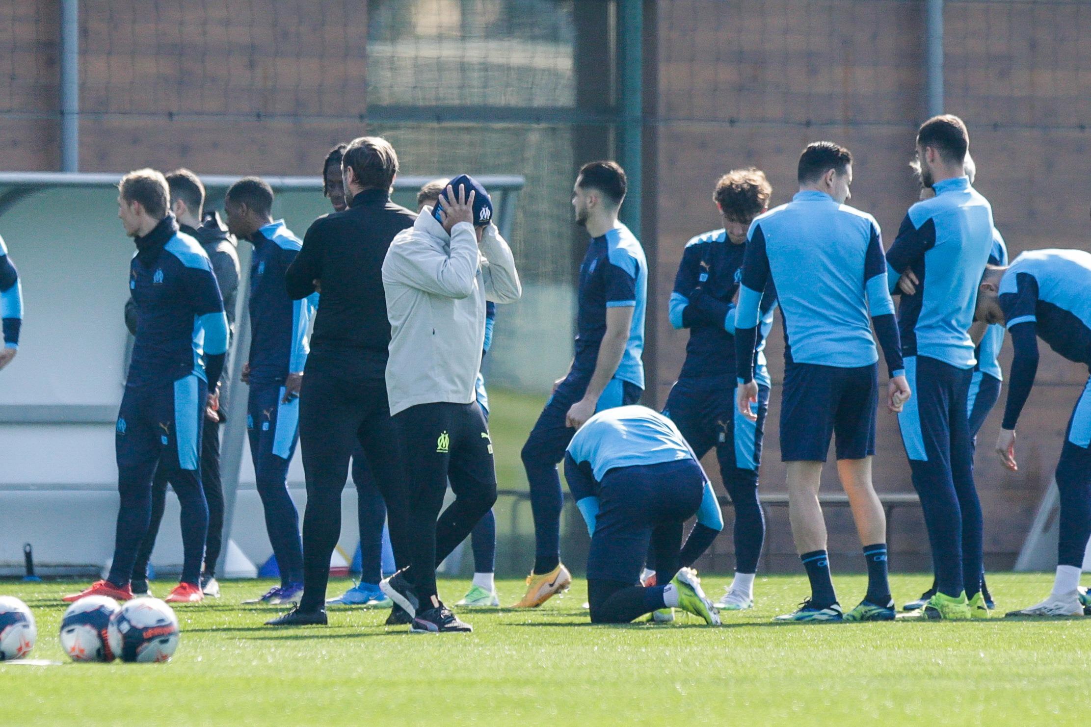 OM - Dès la 36ème journée, Marseille sera dans le top 5