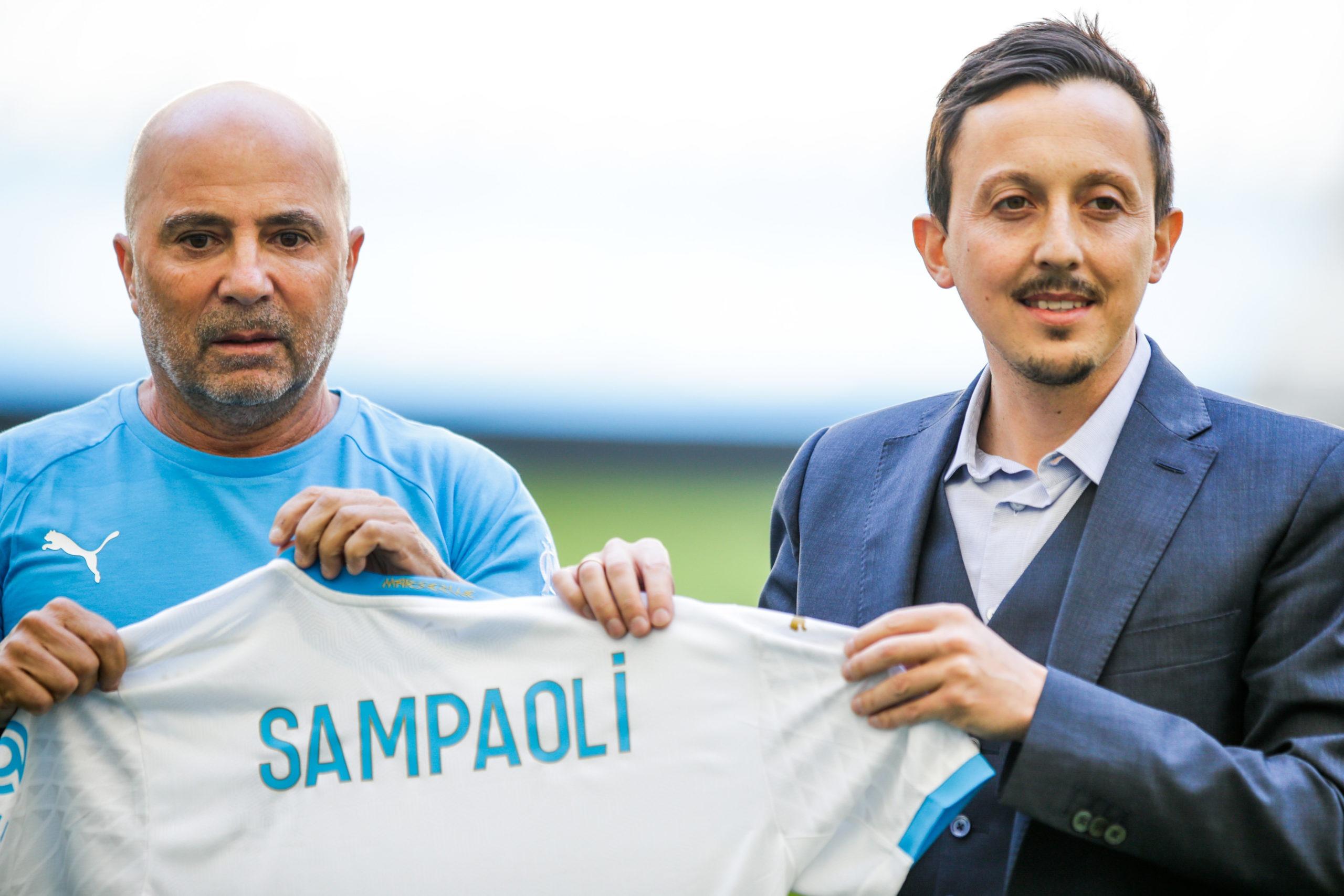 OM - Longoria explique comment il a choisi Sampaoli