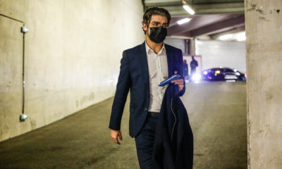 Marseille/Lyon (1-1) - Juninho peste contre l'arbitrage