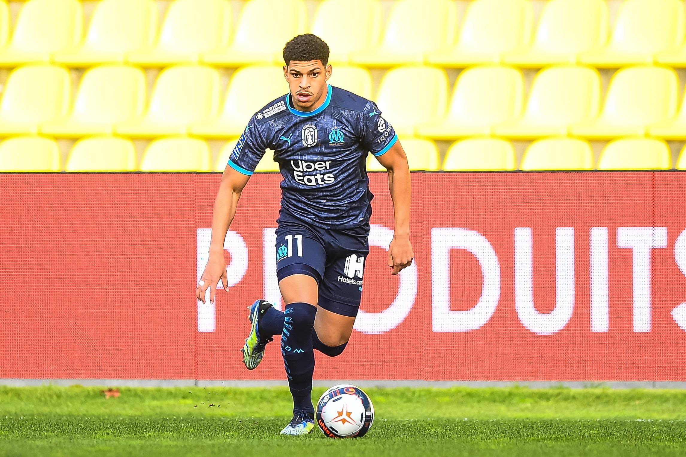 OM - Luis Henrique, un joueur d'avenir pour Marseille