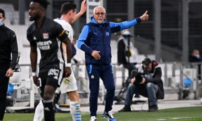 Marseille/Lyon (1-1) - Nasser Larguet retient du positif de ce match