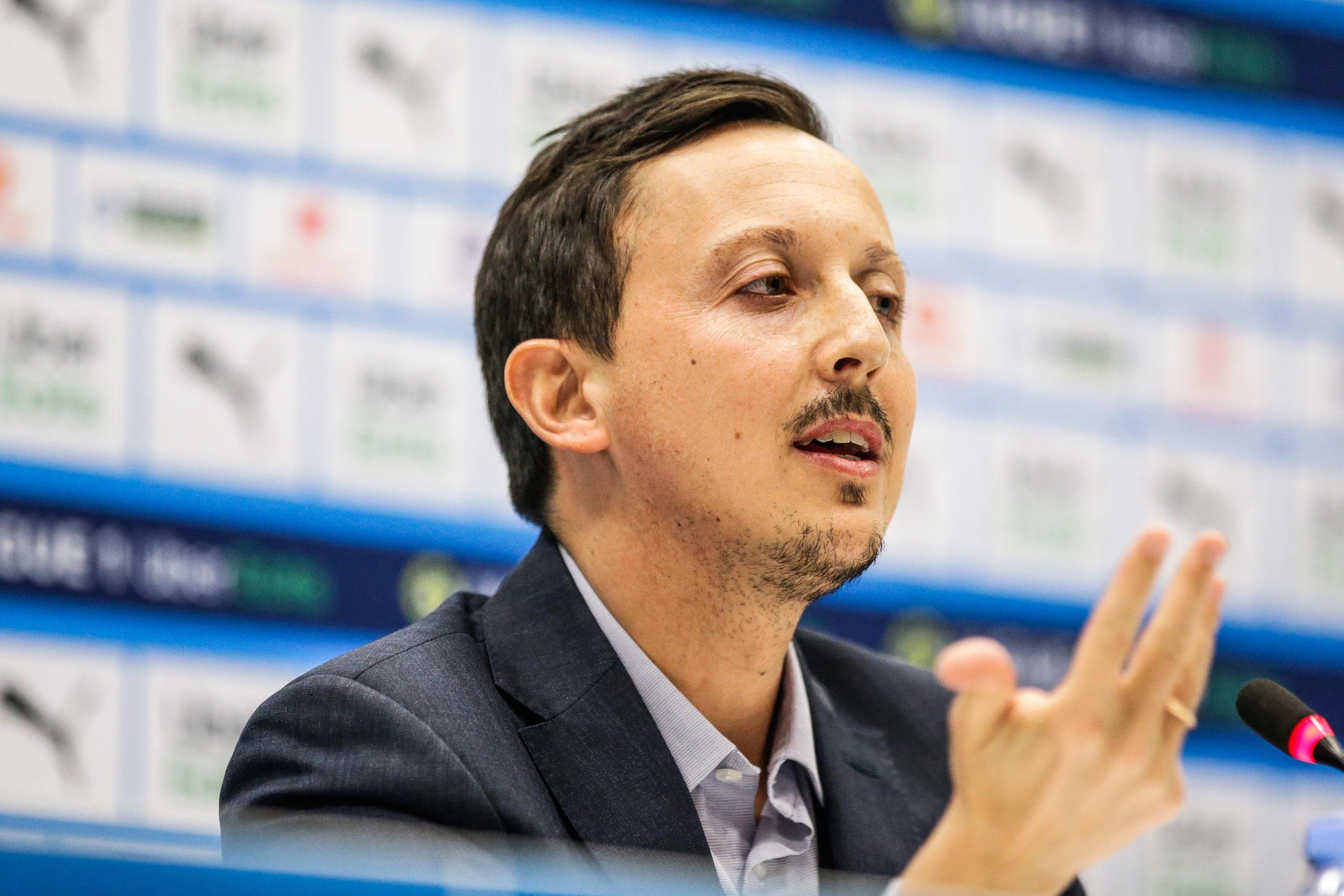 OM - Pablo Longoria estime que le club redémarre un nouvel épisode
