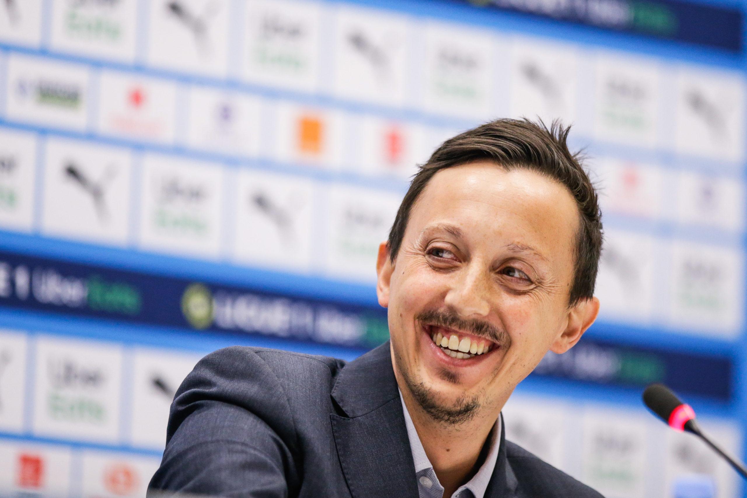 OM - La déclaration de Longoria ne va pas plaire aux entraîneurs français