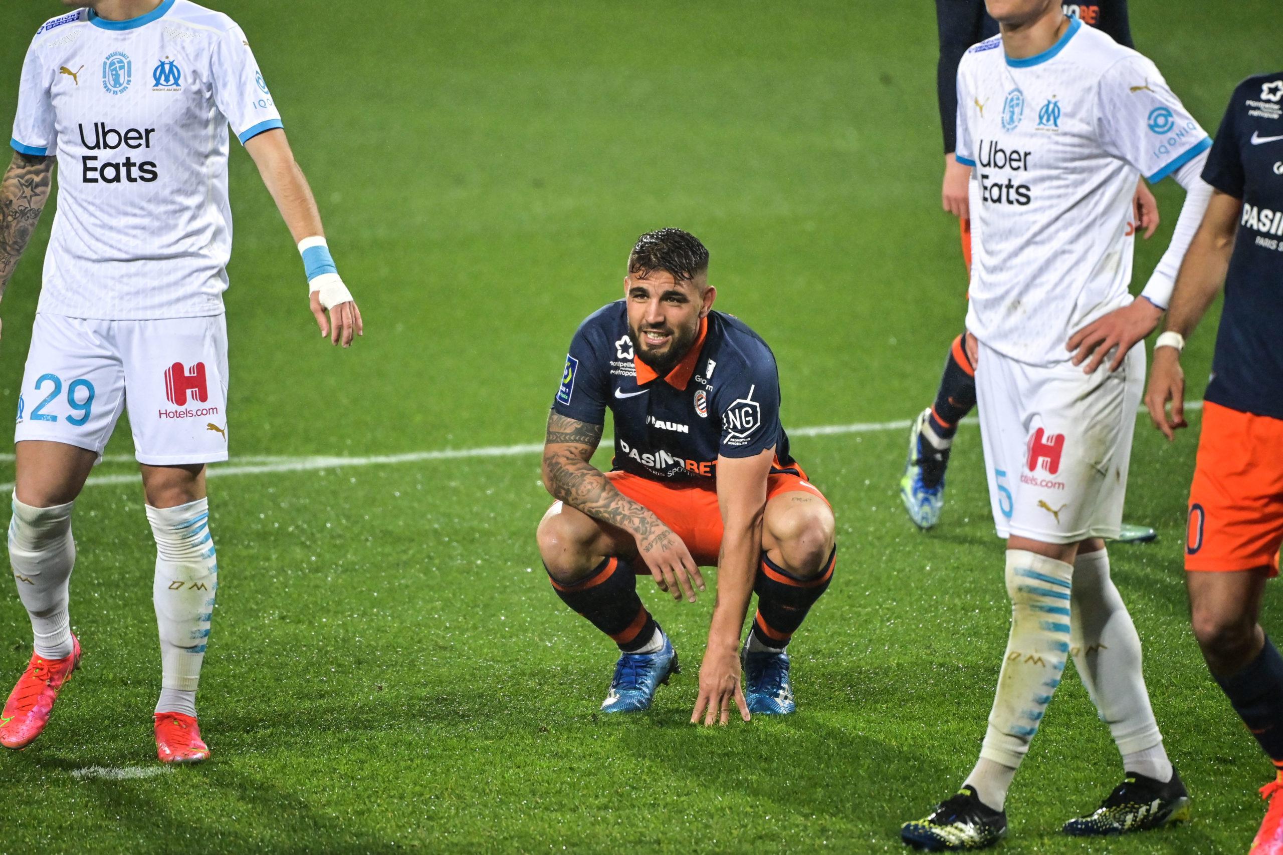 Montpellier/OM (3-3) - Delort :