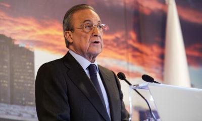 SuperLeague - Les étonnantes propositions de Florentino Perez