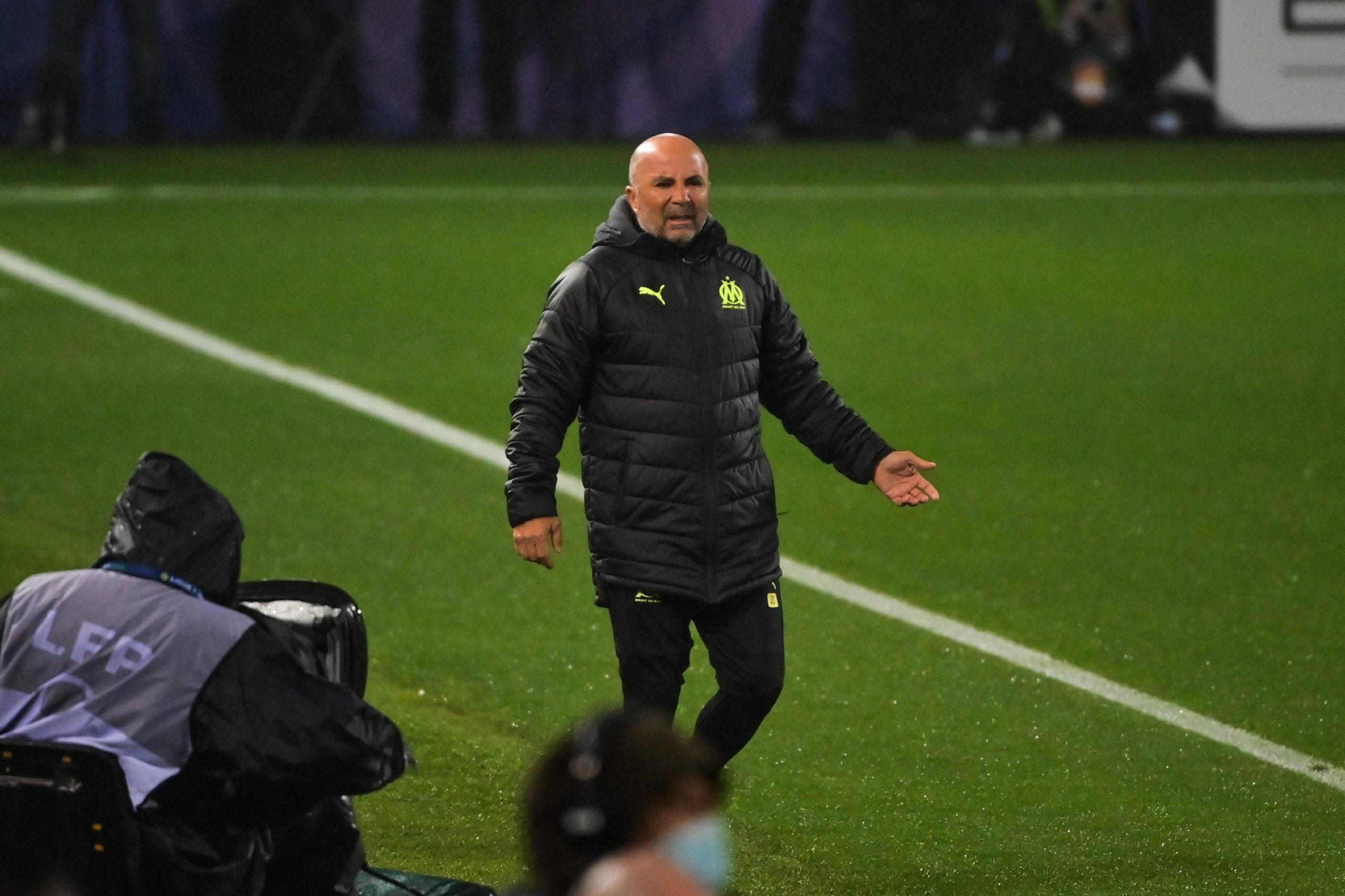Montpellier/OM (3-3) - Sampaoli :