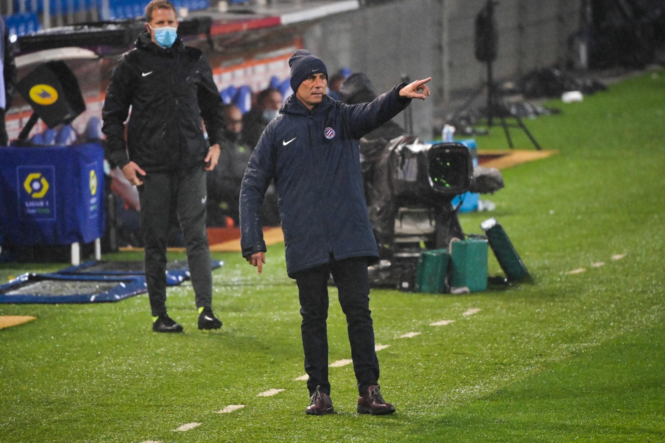 Montpellier/OM (3-3) - Michel Der Zakarian a un regret