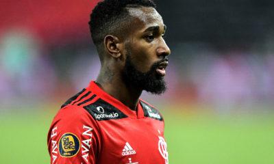 OM - Gerson en larme lors de ses adieux à Flamengo