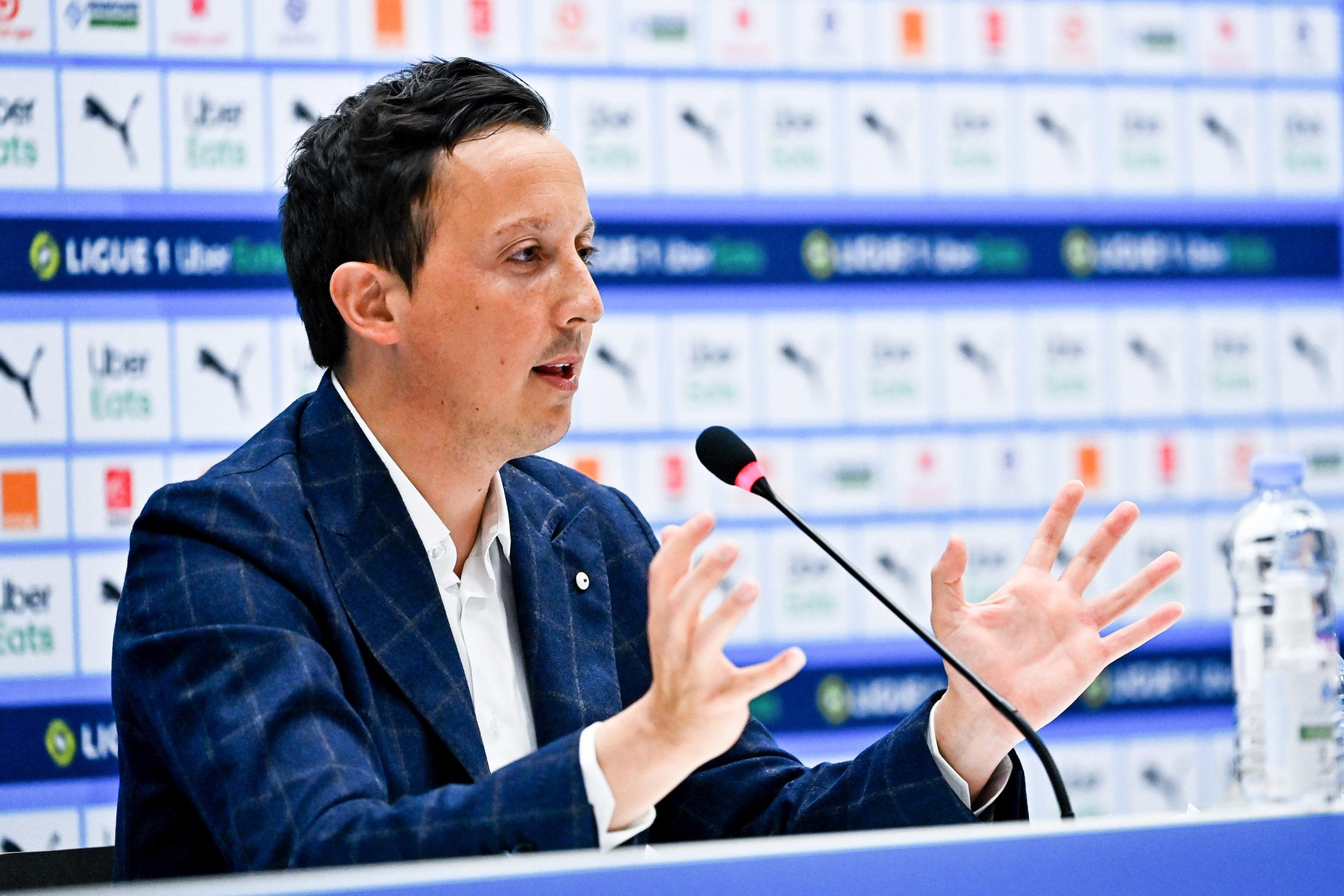 OM - Eric Di Meco soutient Longoria concernant le foot français