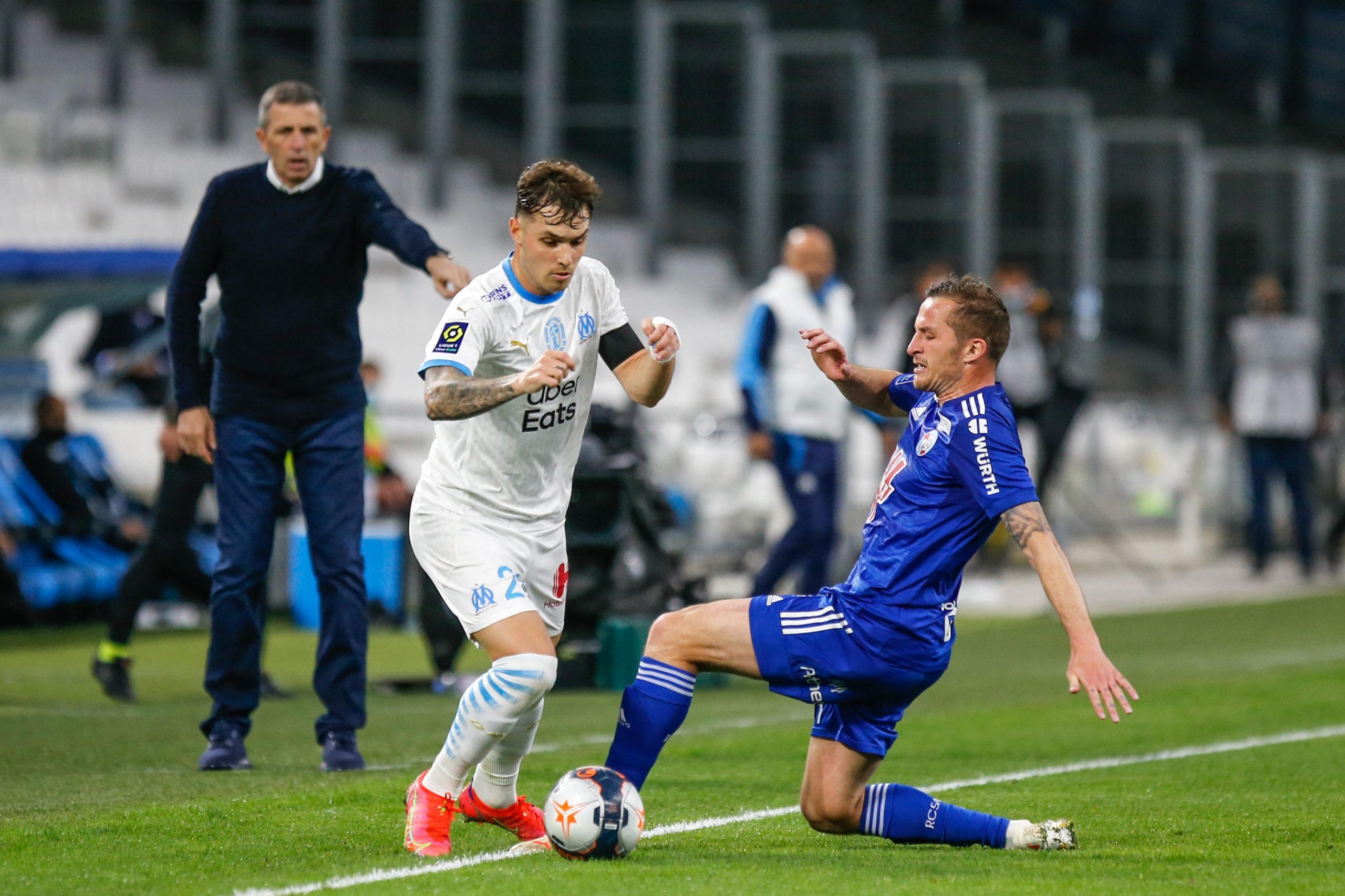 """OM/Strasbourg (1-1) - Sampaoli : """"L'adversaire nous a neutralisés"""""""