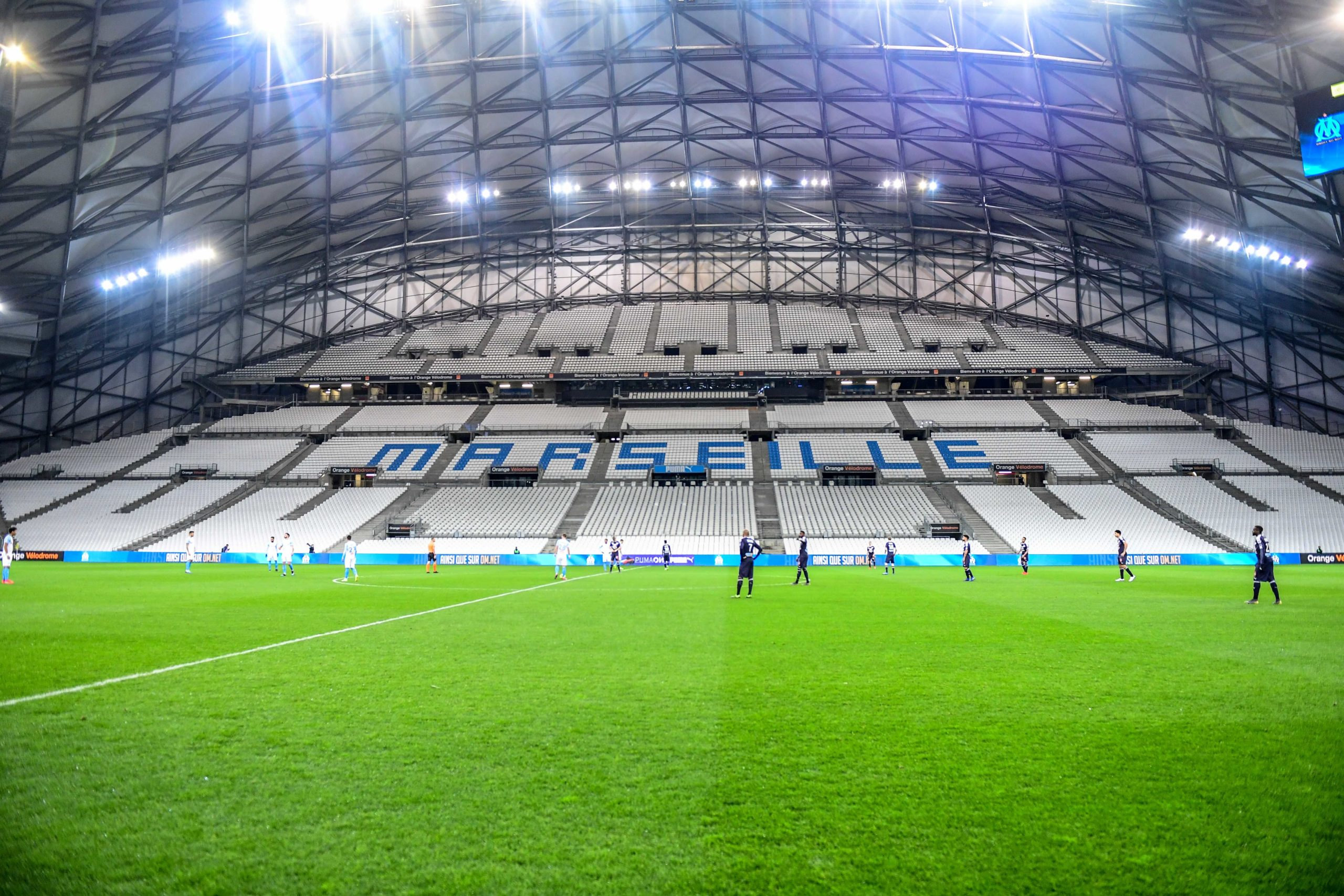 OM - Marseille a souffert de l'absence de ses supporters
