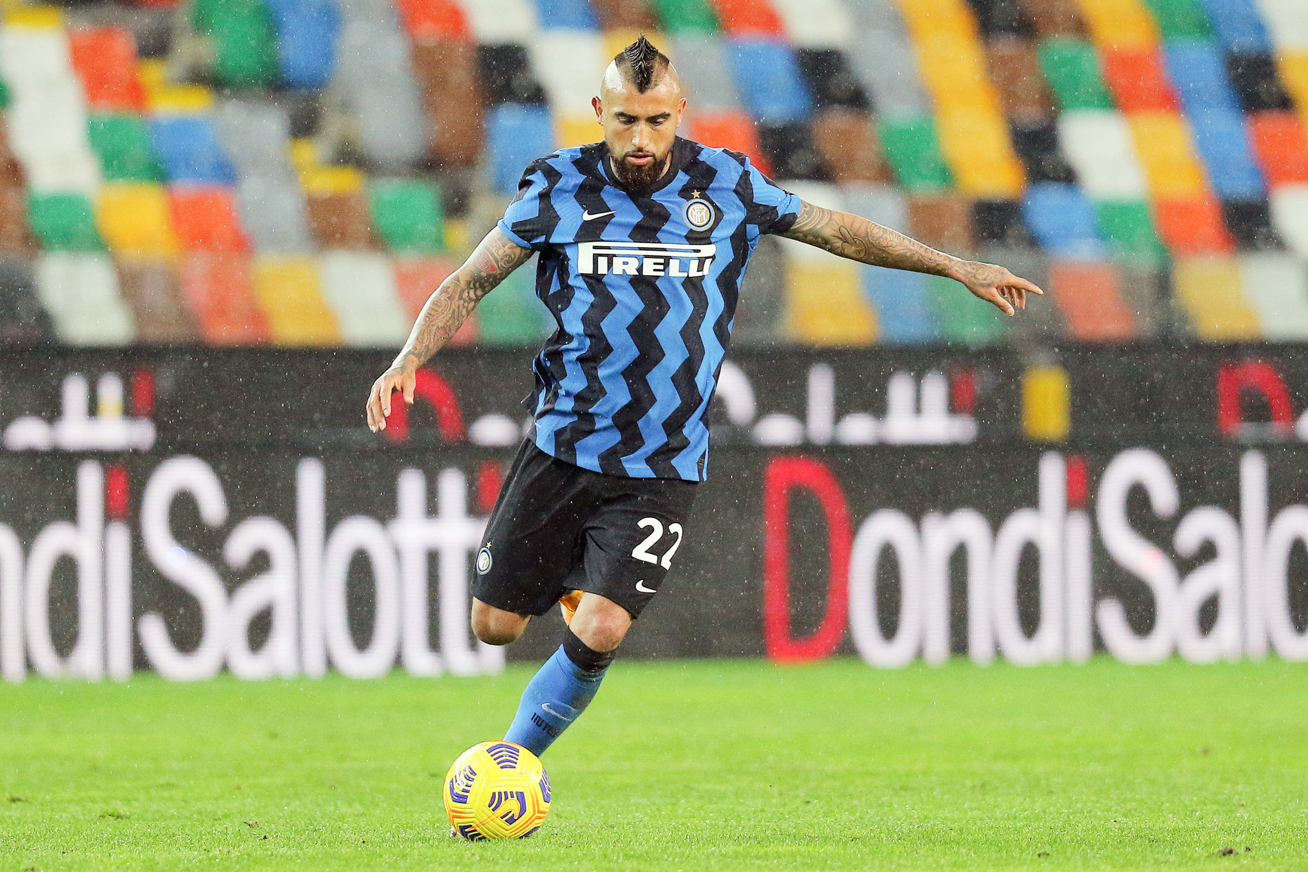 Mercato OM : Arturo Vidal proche du clash avec l'Inter Milan ?