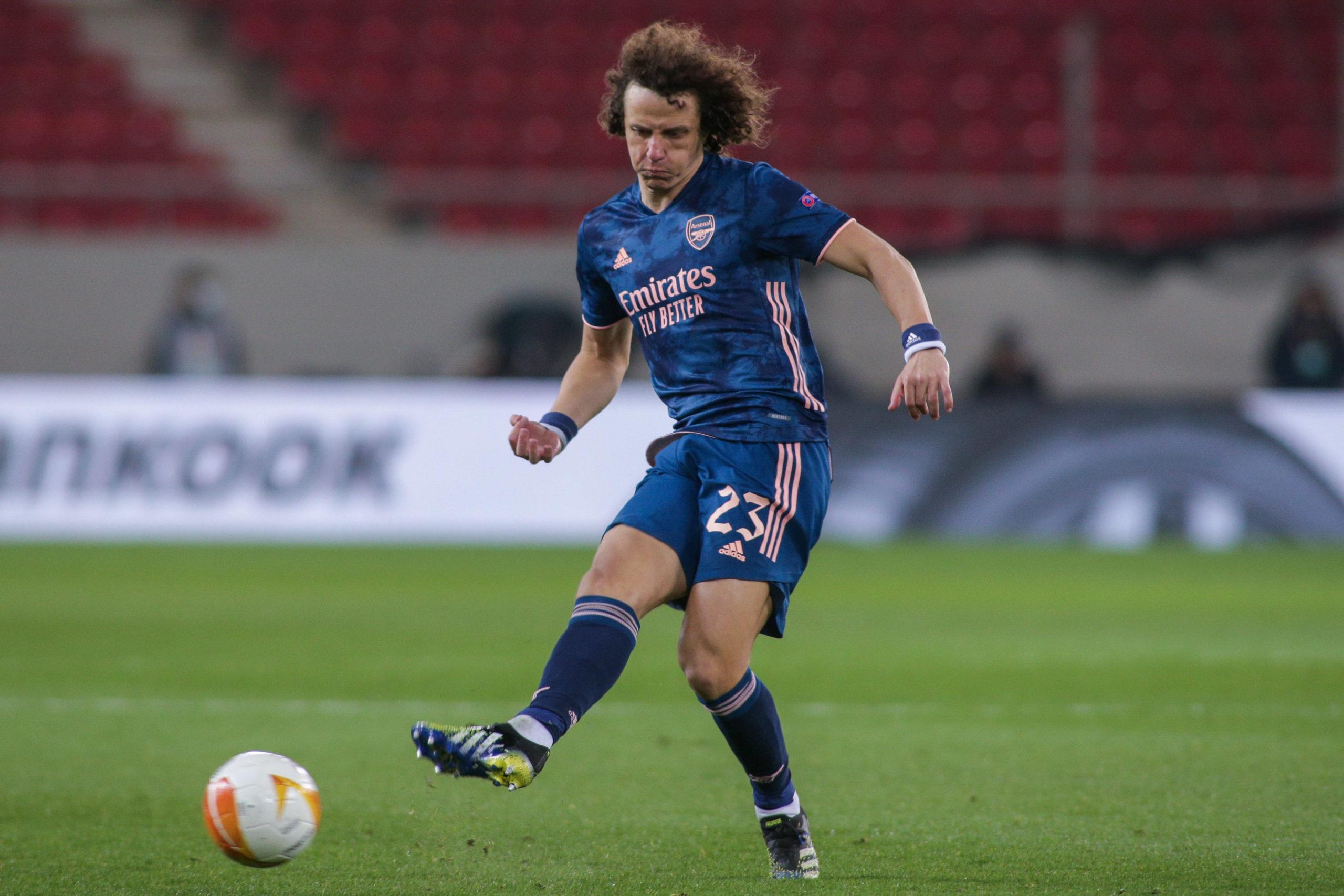 Mercato OM : La concurrence s'intensifie pour David Luiz