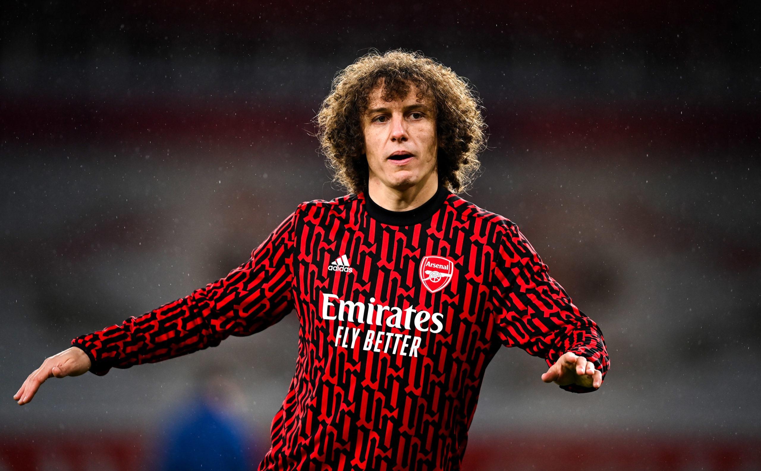 Mercato OM : David Luiz a encore les jambes pour la Ligue 1
