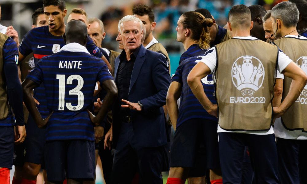 Euro 2020 - L'Equipe de France de Mandanda éliminée par la Suisse
