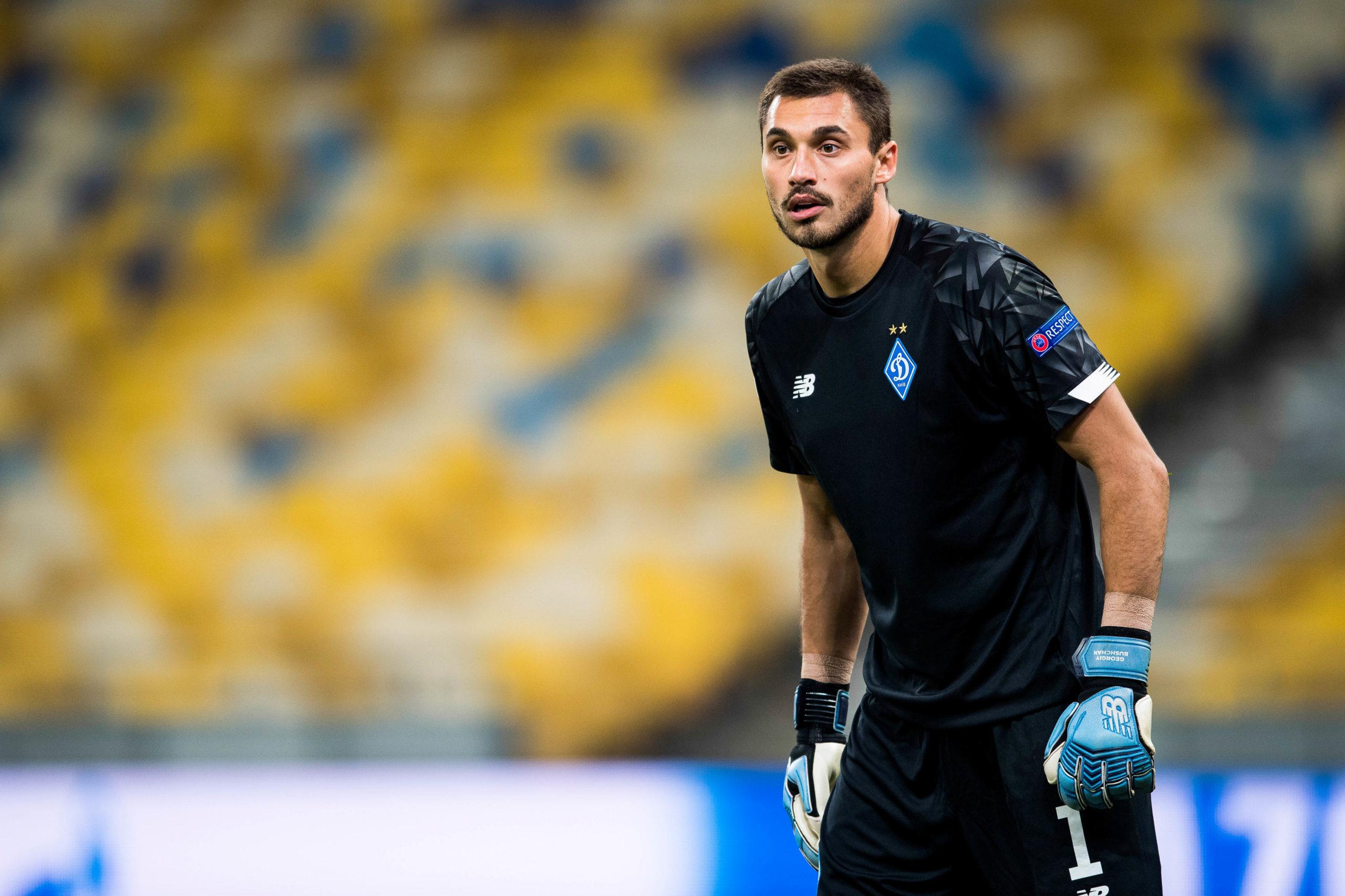 Mercato OM : Un ukrainien pour concurrencer Steve Mandanda ?