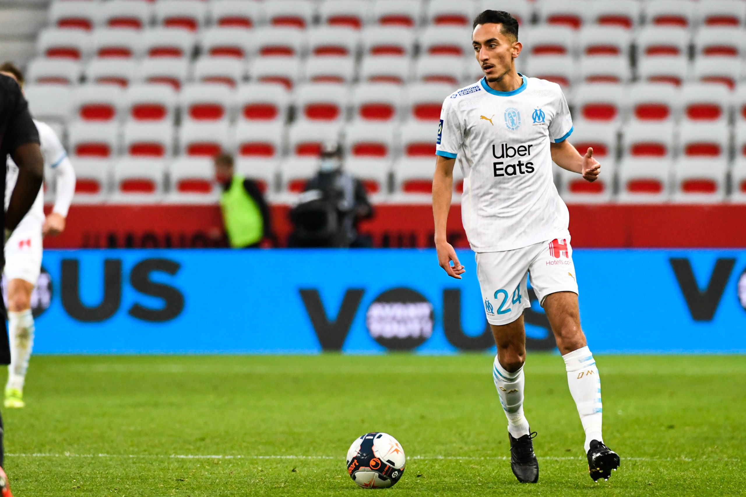 Mercato OM : Saïf Eddine Khaoui pourrait rebondir en Ligue 1