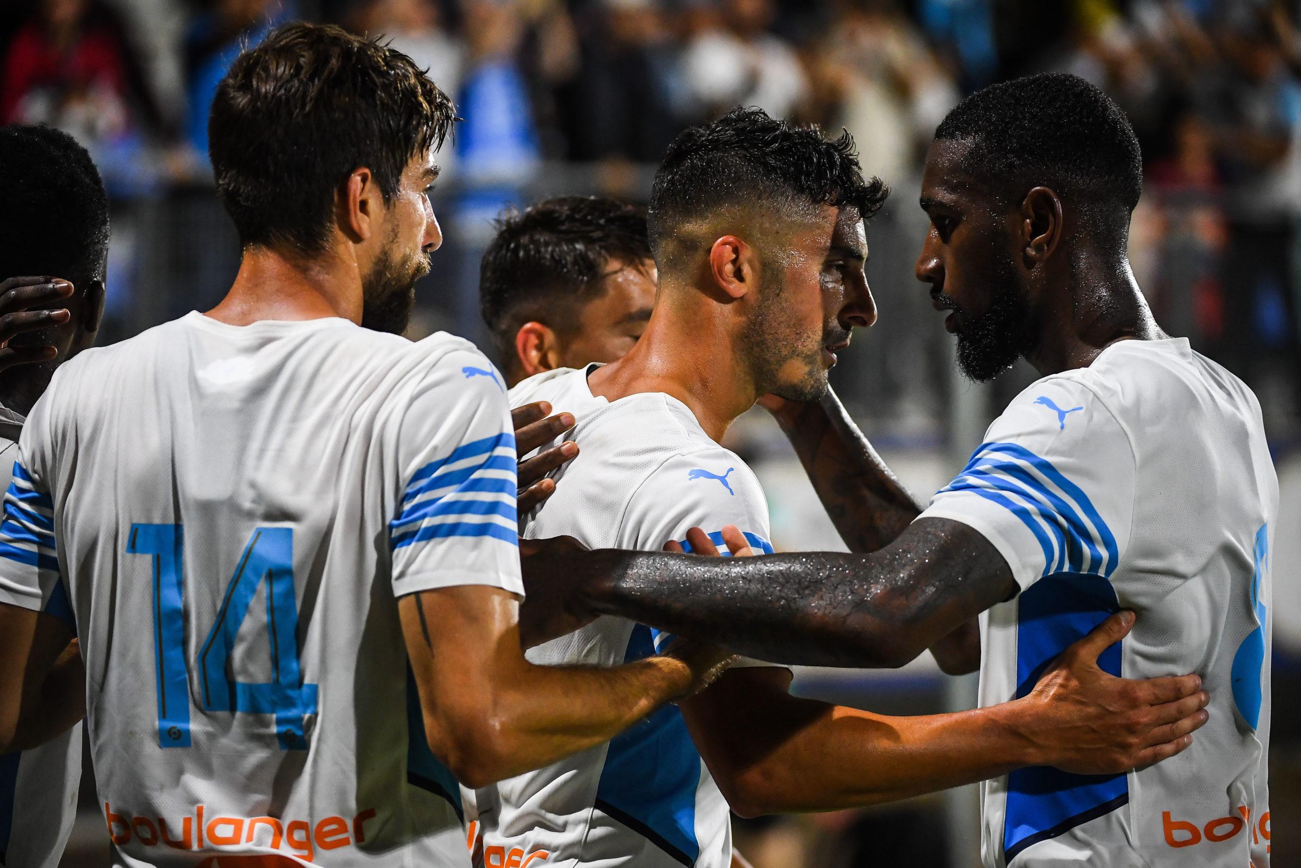 """OM - Alvaro : """"On va jouer tous les matchs pour la victoire"""""""