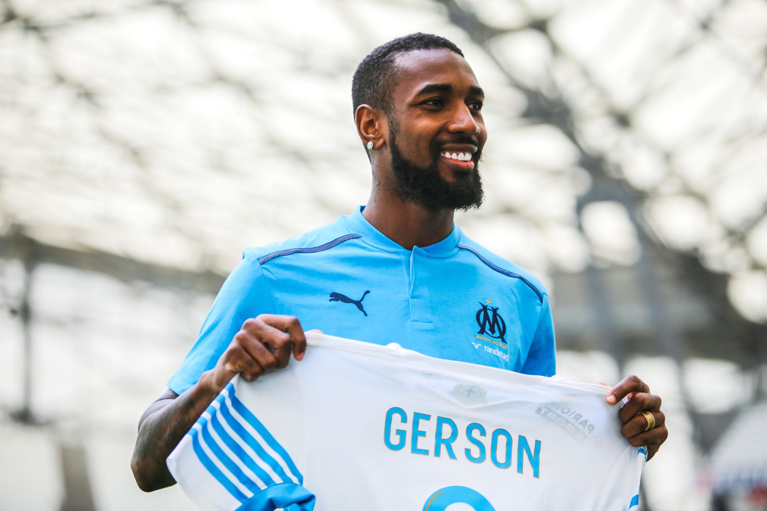 OM - Gerson en dévoile plus sur son objectif en venant à Marseille