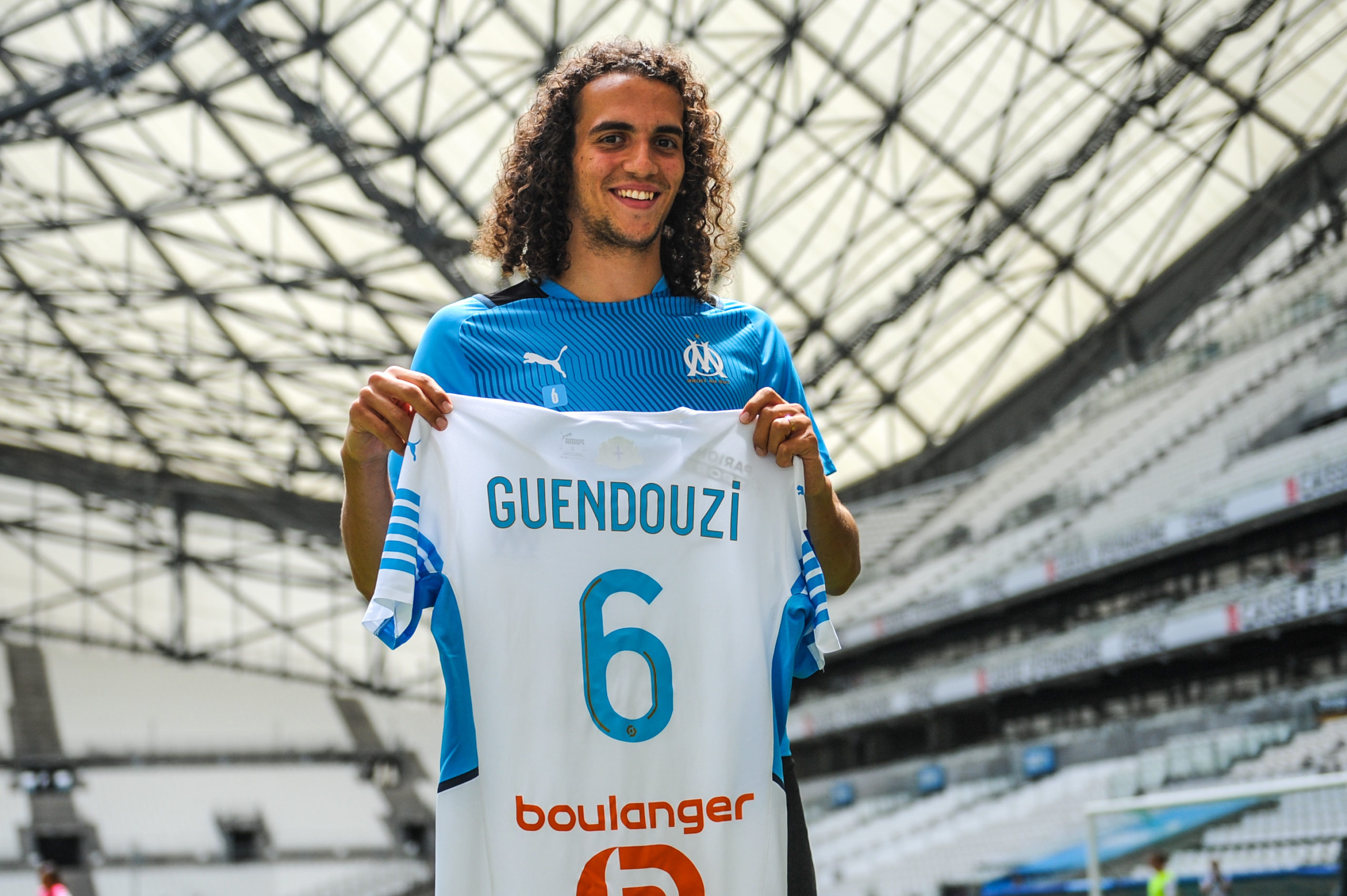 OM - Mattéo Guendouzi déjà fier et heureux à Marseille
