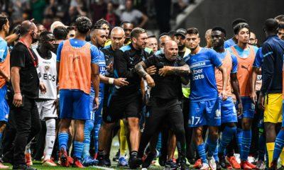 Nice/OM - Alvaro, Sampaoli et Rivère, Nabil Djellit tire à vue