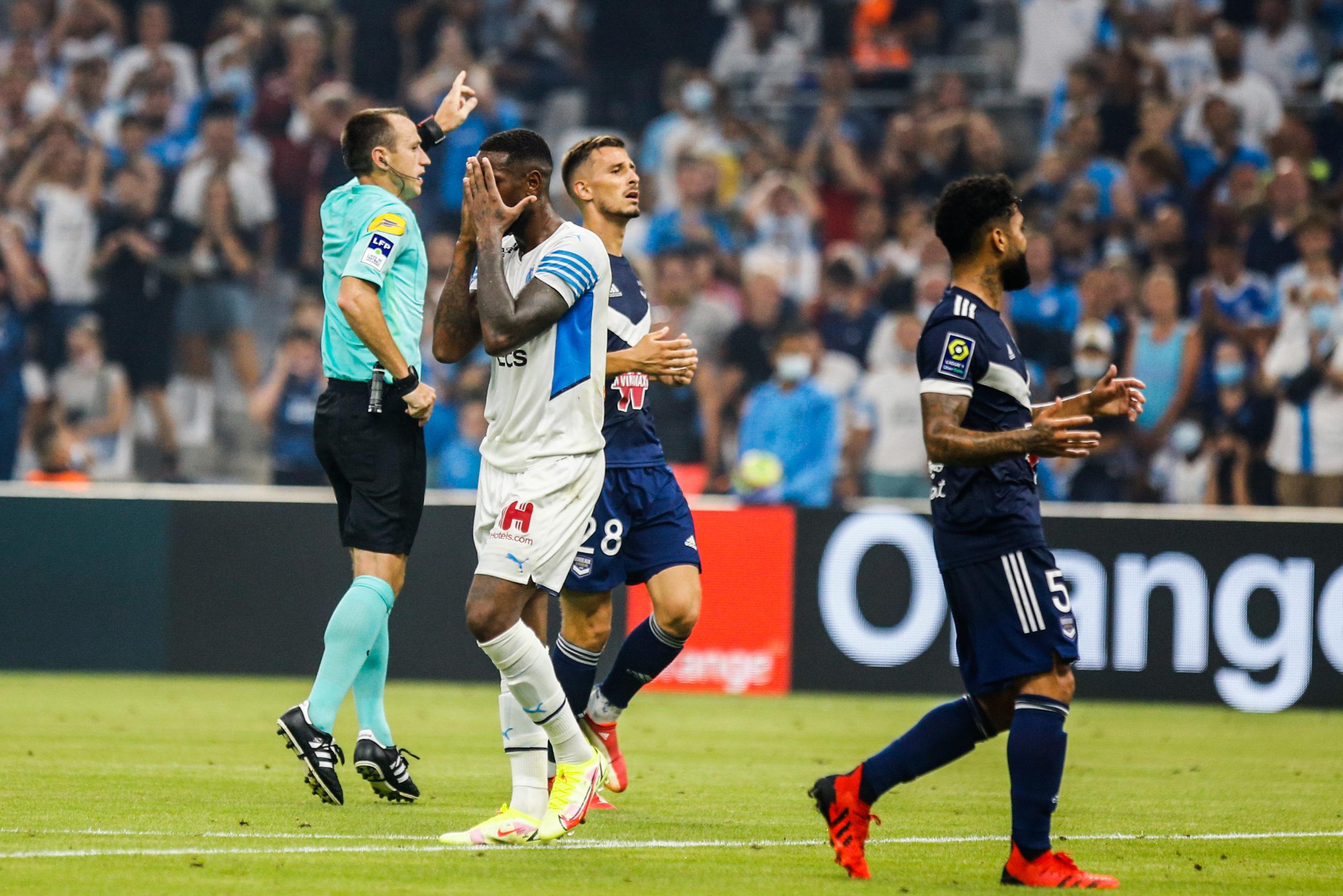 OM - Nabil Djellit évoque de la déception après le match contre Bordeaux
