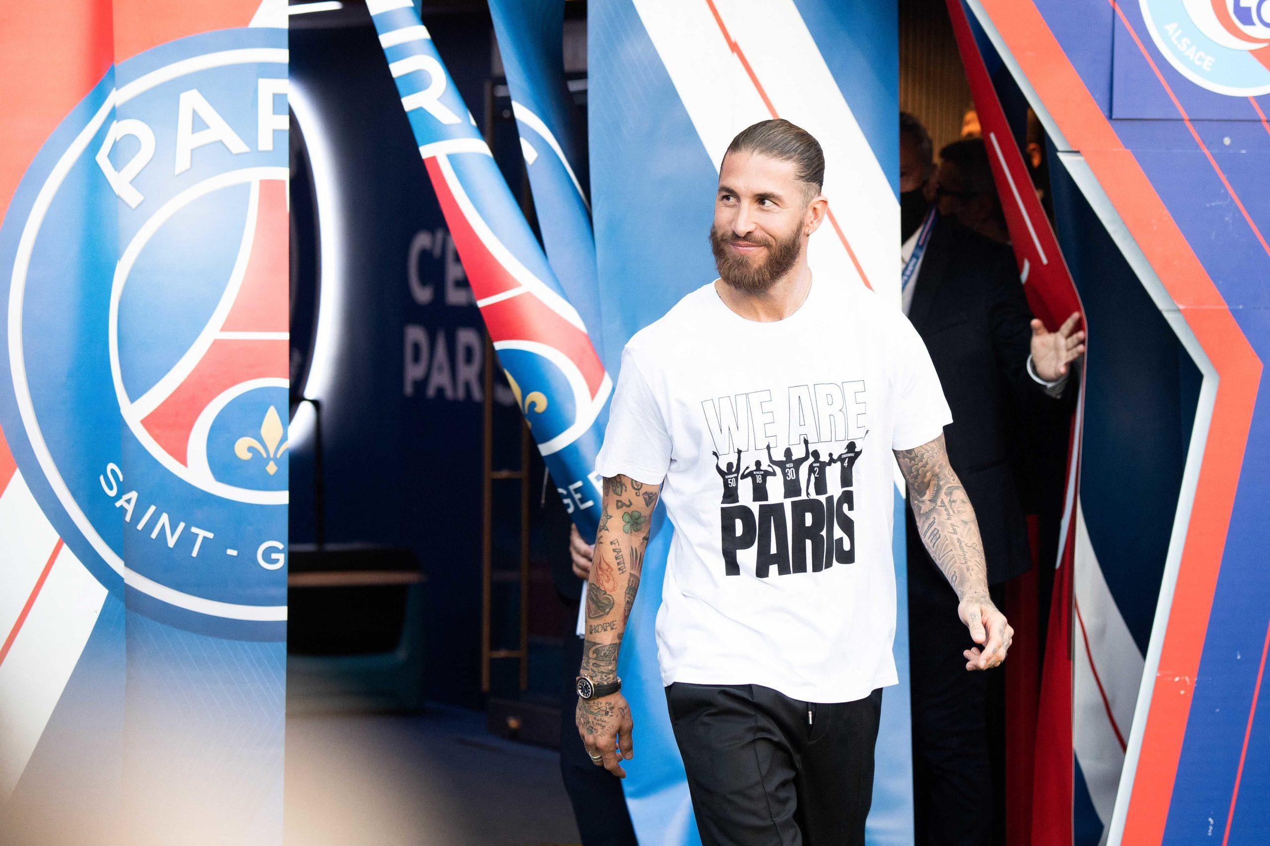 Ex-OM - Sergio Ramos envoie un message à Rami pour son retour en L1