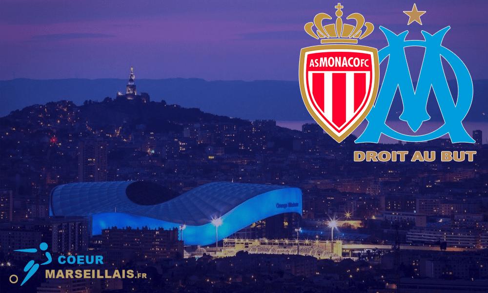 Monaco/OM - Le onze officiel sans Payet face à Monaco