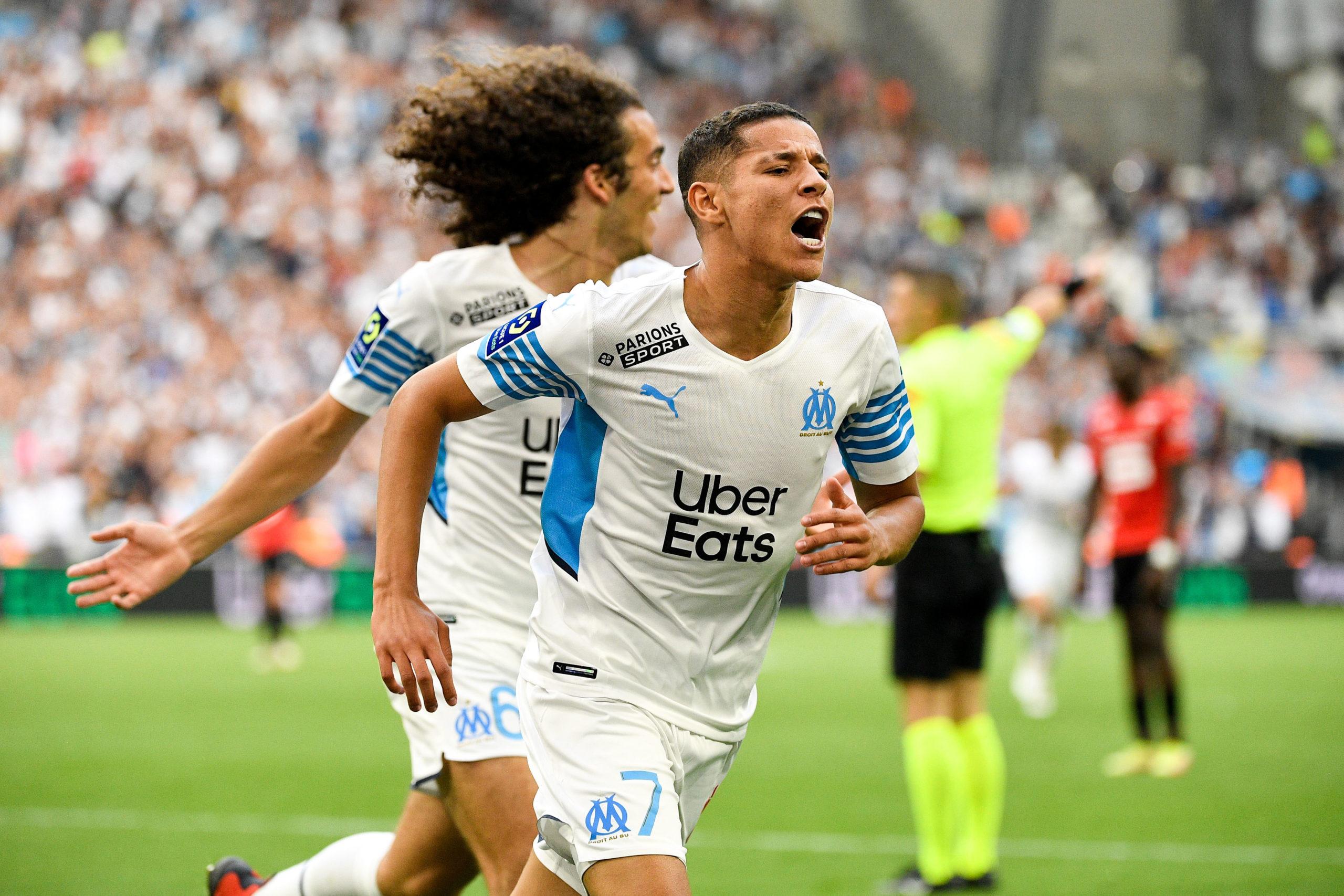 OM/Rennes (2-0) - Harit : «C'est un réel plaisir de marquer»
