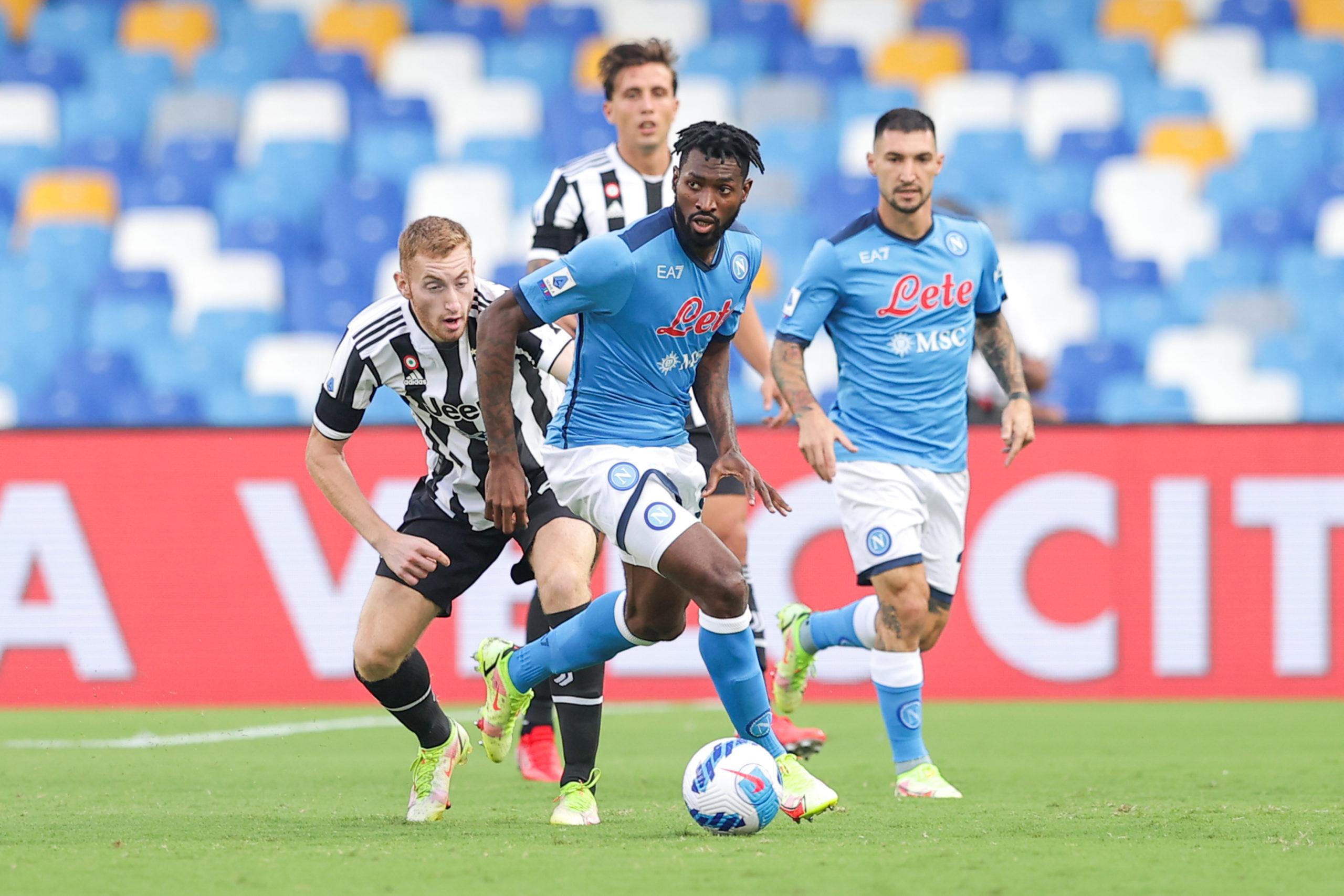 Ex-OM - Zambo Anguissa impressionne en Serie A