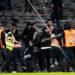 Angers/OM (0-0) – Bagarres entre ultras à la fin de la rencontre