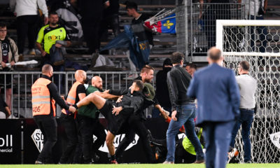Angers/OM (0-0) - Les supporters angevins donnent leur version