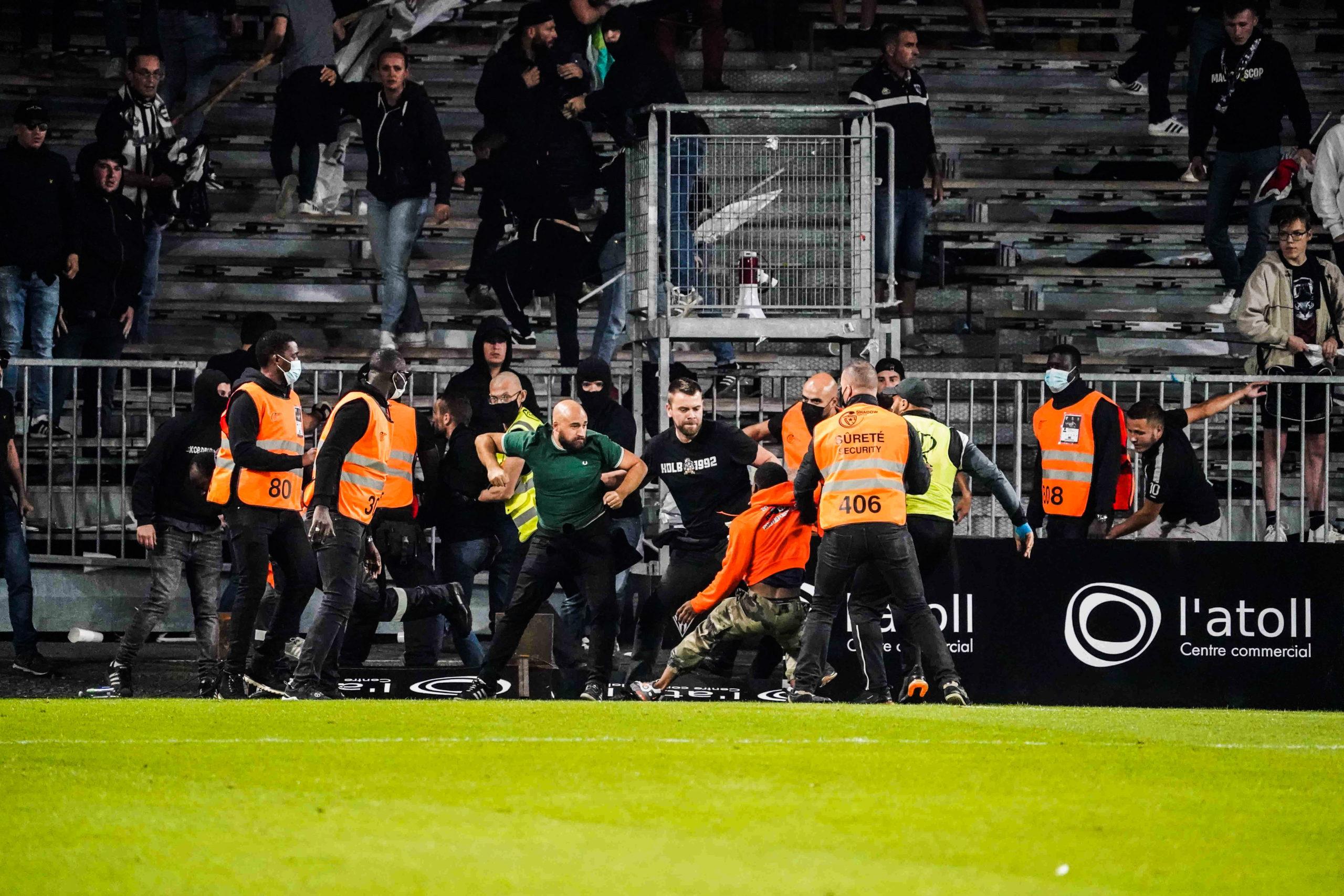 Angers/OM (0-0) - Nabil Djellit réclame de lourdes sanctions