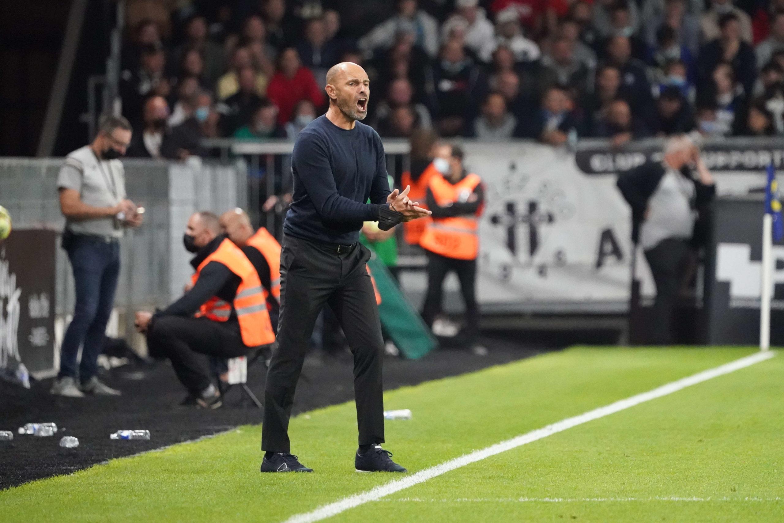 Angers/OM (0-0) - Gerald Baticle revient sur ce match nul