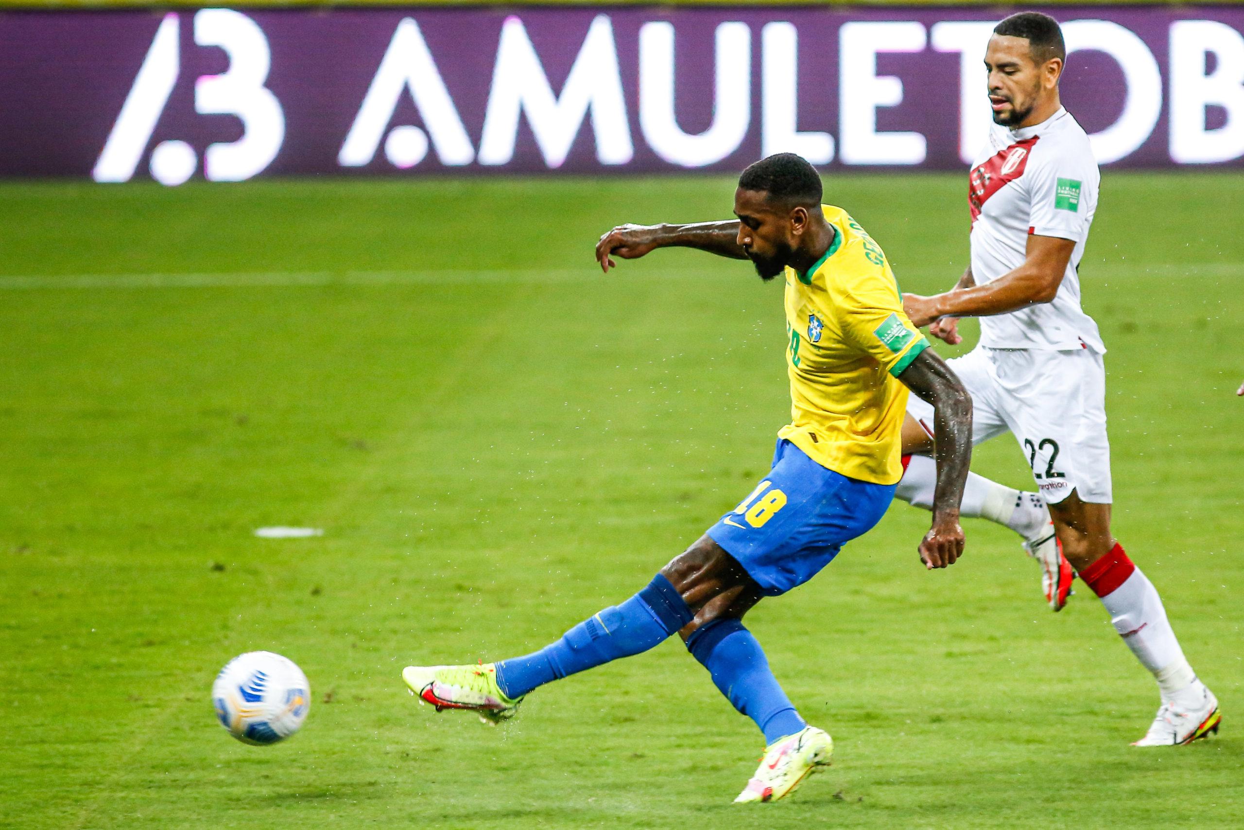 OM - Gerson de nouveau convoqué avec le Brésil