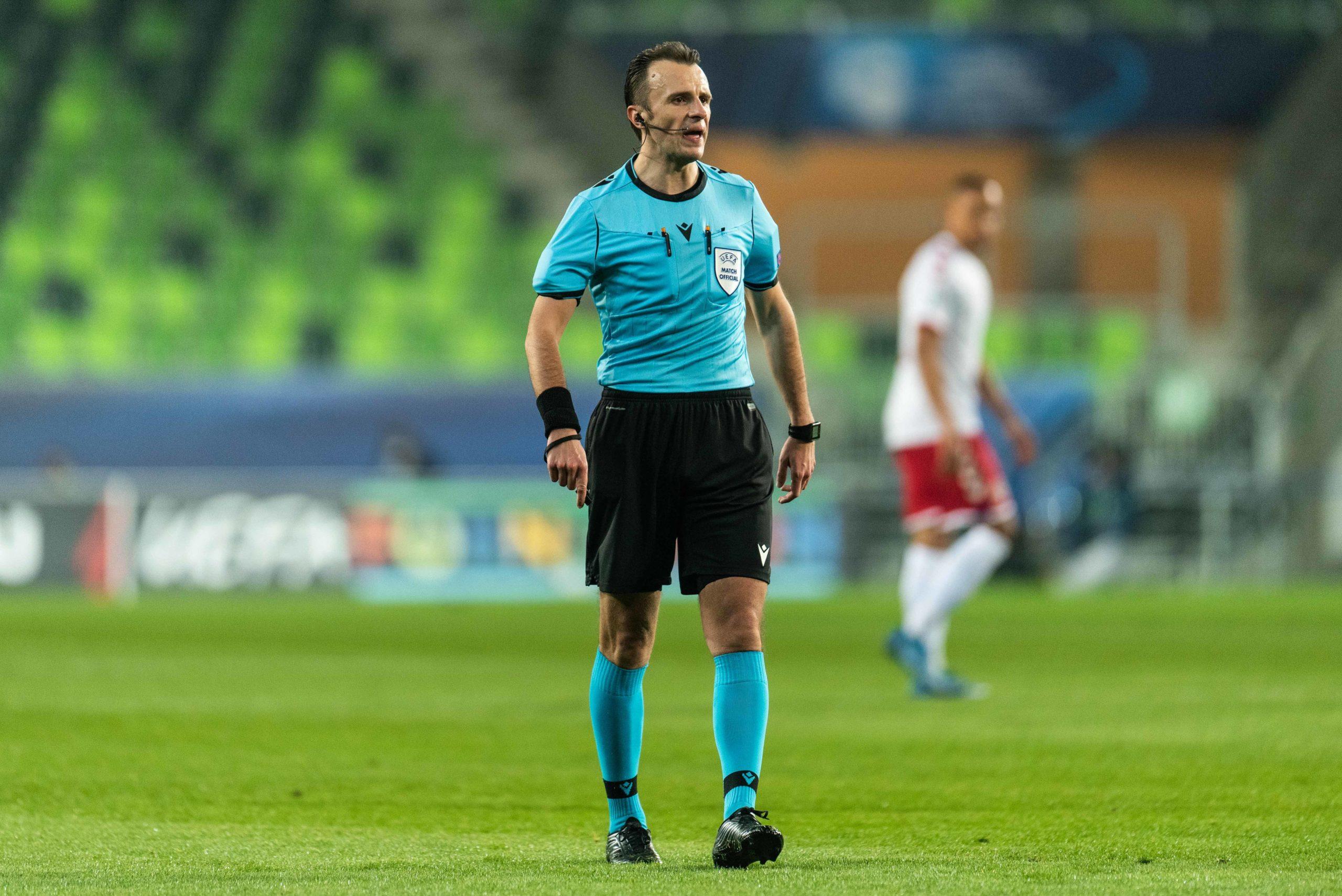 Lokomotiv Moscou/OM - L'arbitre de la rencontre dévoilé