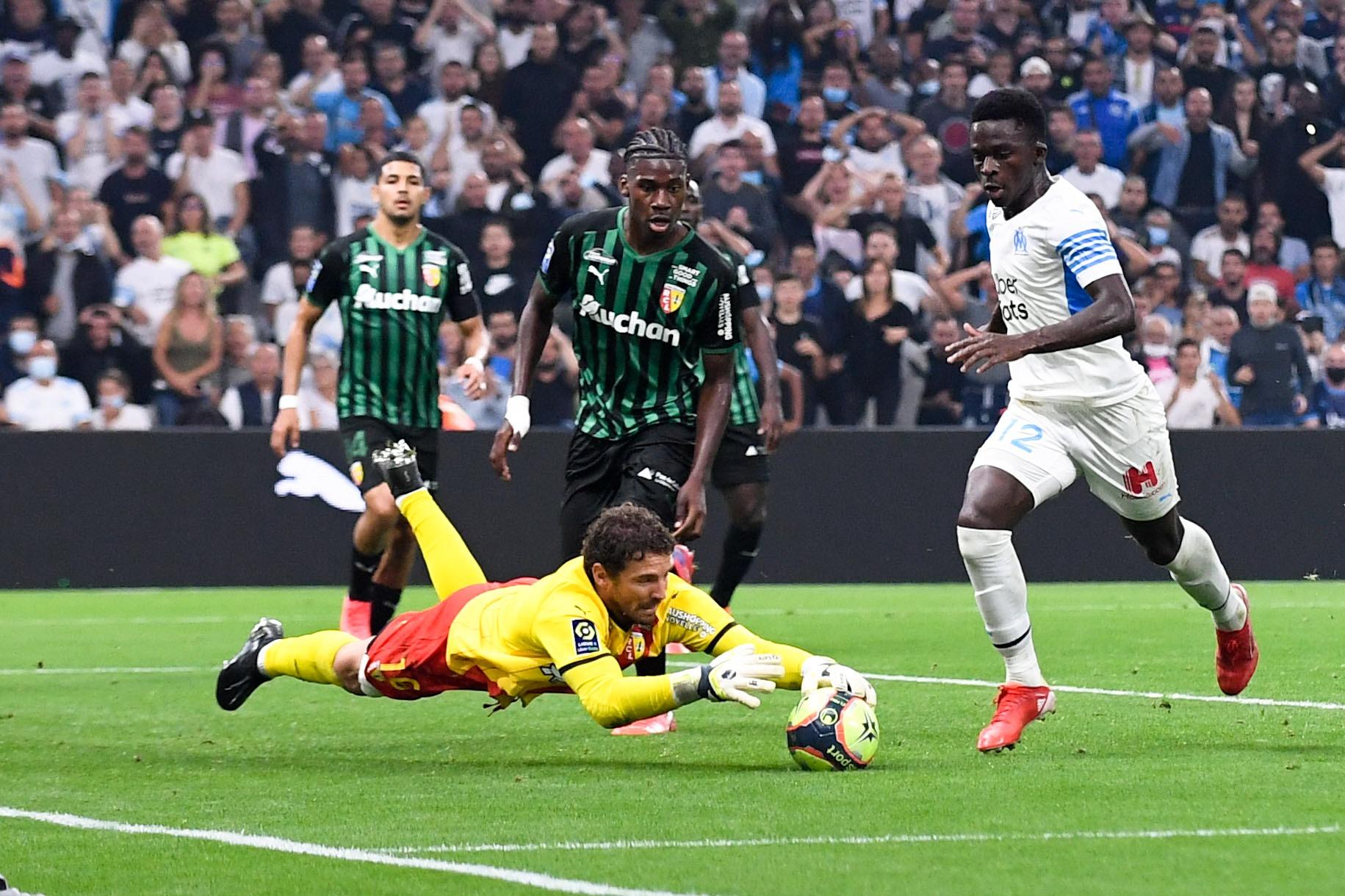 """OM/Lens (2-3) - Leca : """"Le match aurait pu basculer en notre défaveur à 2-2"""""""