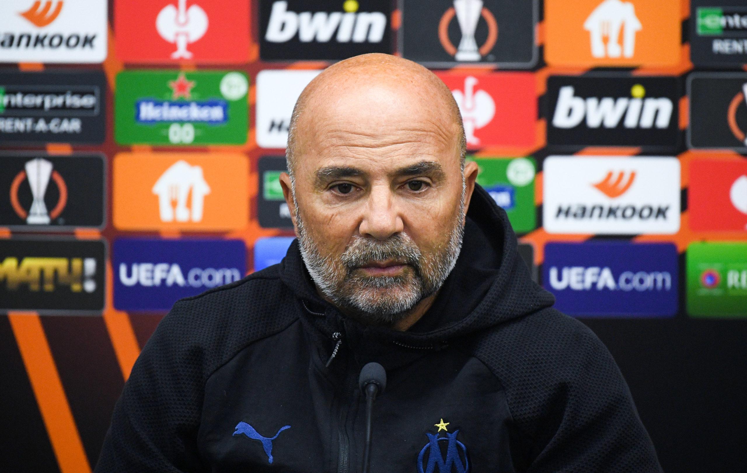 OM - Jorge Sampaoli fait les éloges d'un de ses joueurs