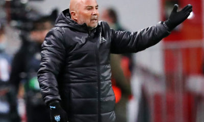 "Lokomotiv Moscou/OM (1-1) - Sampaoli : ""Je suis content de la prestation"""
