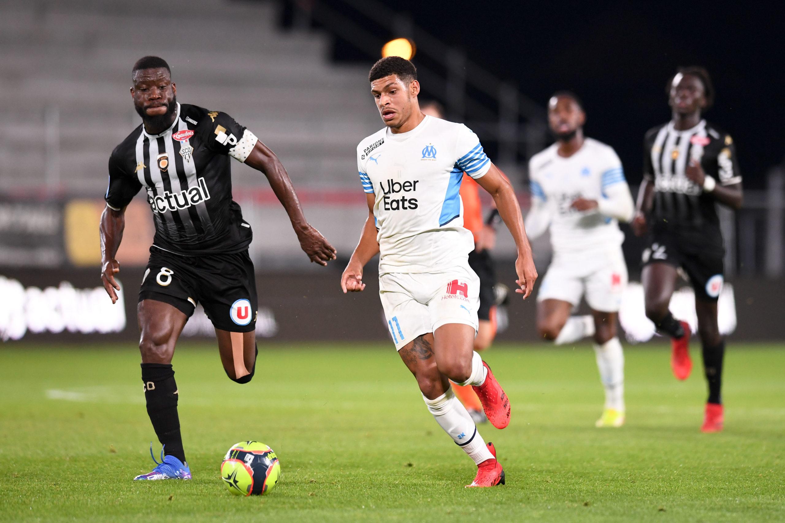 OM - Kevin Diaz pointe deux joueurs moins bien face à Angers