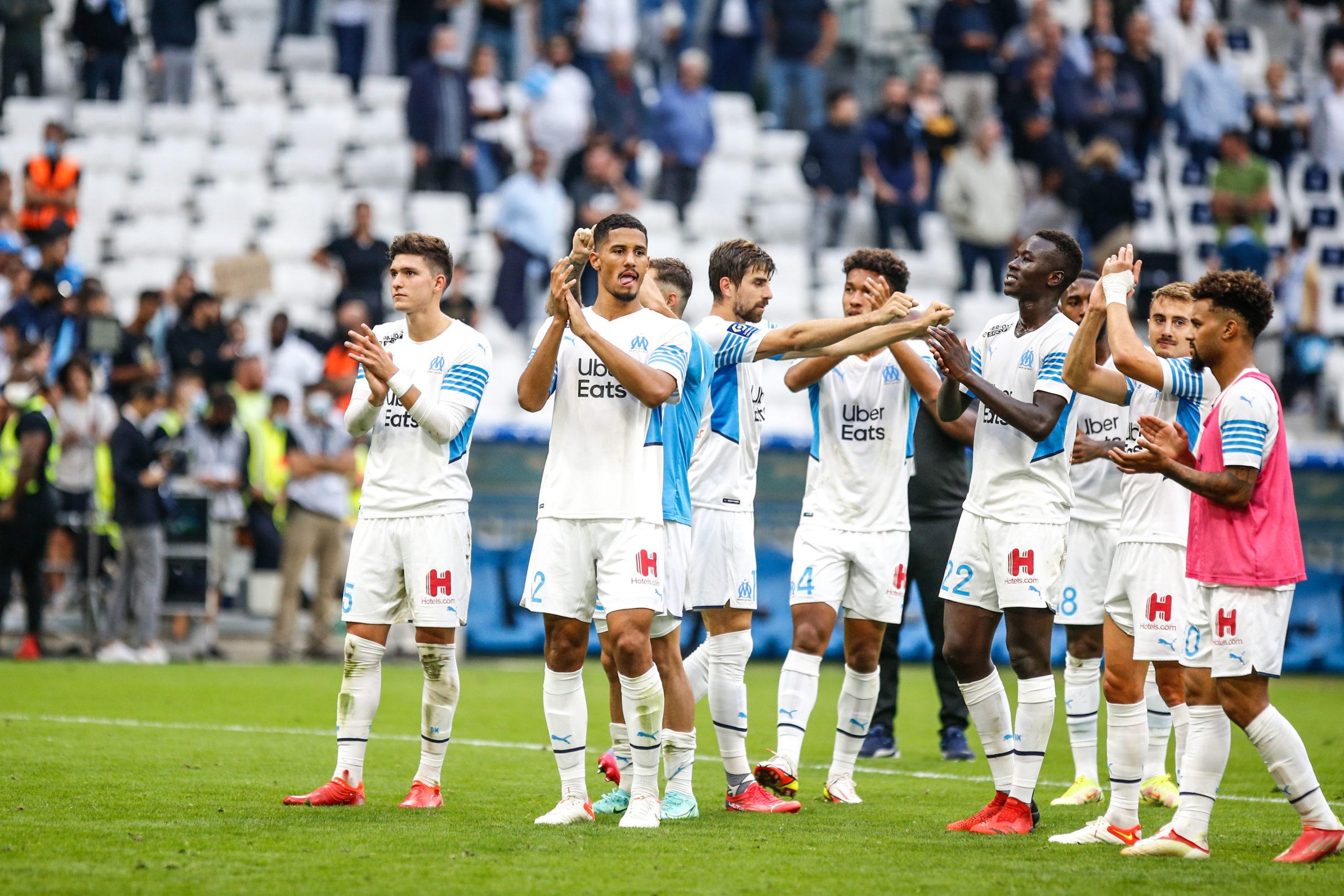 Angers/OM - Le onze probable côté marseillais