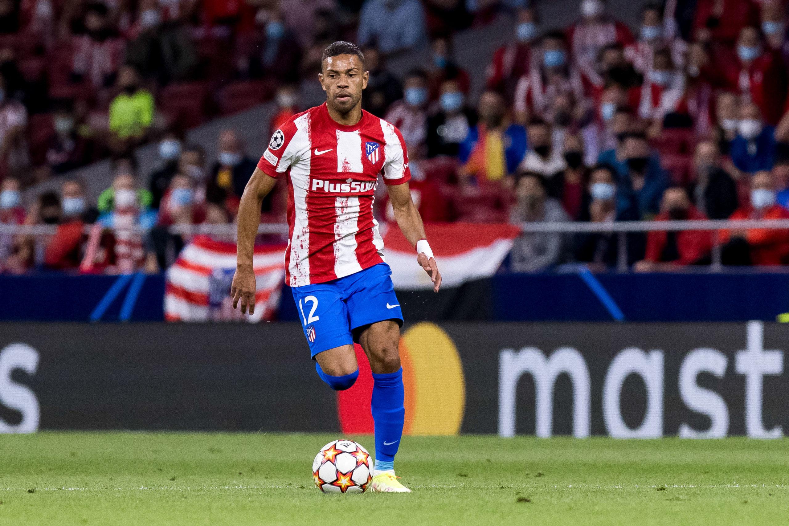 Mercato OM : Un défenseur de l'Atlético Madrid pour concurrencer Amavi ?