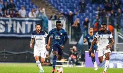 Lazio/OM (0-0) - Des cris de singe envers Bamba Dieng, le club réagit